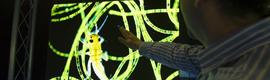 CosmoCaixa inaugura una muestra interactiva sobre la vida microscópica