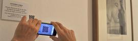 El Museo de Arte Moderno de Santander implanta códigos QR en las obras expuestas