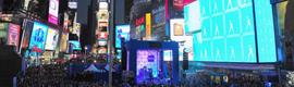 Nokia recurre a la tecnología CGI para paralizar Times Square