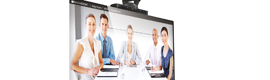 Radvision incorporates fully integrated into its portfolio videoconferencing systems Midrange