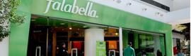 Falabella recurre a la solución de gestión de video IP Nextiva de Verint para mejorar la seguridad
