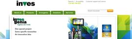 Inves crea una versión en inglés de su página web