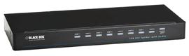 Nuevo divisor DVI compatible con HDCP que facilita la ampliación de sistemas de digital signage