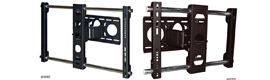 Aldir equip launches new line of supports for flat TVs and monitors up to 70 ""