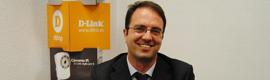 """Antonio Navarro (D-Link): """"mydlink ofrece la oportunidad de integrar la videovigilancia IP en un entorno doméstico"""""""