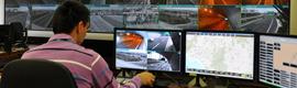 IndigoVision asegura el normal flujo de tráfico en la Attika Tollway de Atenas