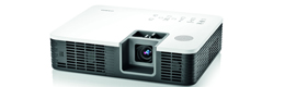 Casio XJ-H2650, new professional projector for presentation and digital signage