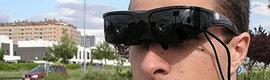La UC3M crea unas gafas de realidad virtual que permite a los invidentes reconocer objetos