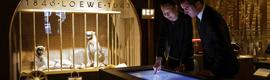 Loewe inaugura una galería-museo multimedia en Barcelona