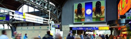 Ströer instala grandes pantallas LCD en las estaciones de tren de Hamburgo y Düsseldorf