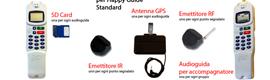 Comm-Tec comercializará en España las soluciones de audioguía y televotación de Logos AV Com
