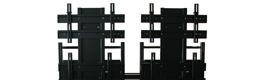 Loxit anuncia su elevador de video wall eléctrico móvil todo-en-uno Hi-Lo Multimount