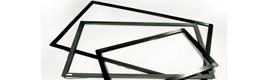 Egovi Eure dispone de nuevos marcos táctiles de infrarrojos