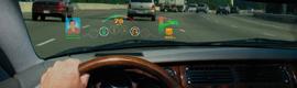 Planean una nueva tecnología de pantallas de visualización frontal para automóviles