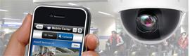 IndigoVision Mobile Center: vigilancia sobre la marcha