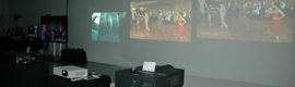 Panasonic introduces a new display of plasma interactive for presentations professional