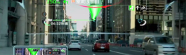 Pioneer estrena un GPS con realidad aumentada vía HUD