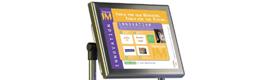 SeePoint amplía su oferta de kioscos con una nueva opción de pantalla táctil de 22 pulgadas