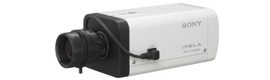Sony presented at IFSEC 2012 new analogue cameras with IR functions and new hybrid solutions