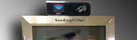 Vending Fridge de ShelfX, una máquina expendedora que sabe lo que compras