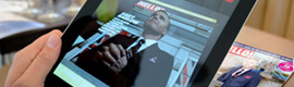 La revista HELLO! saca a la calle la primera portada en 3D