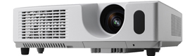 Hitachi presents a new series of projectors 3LCD for classrooms and conference rooms