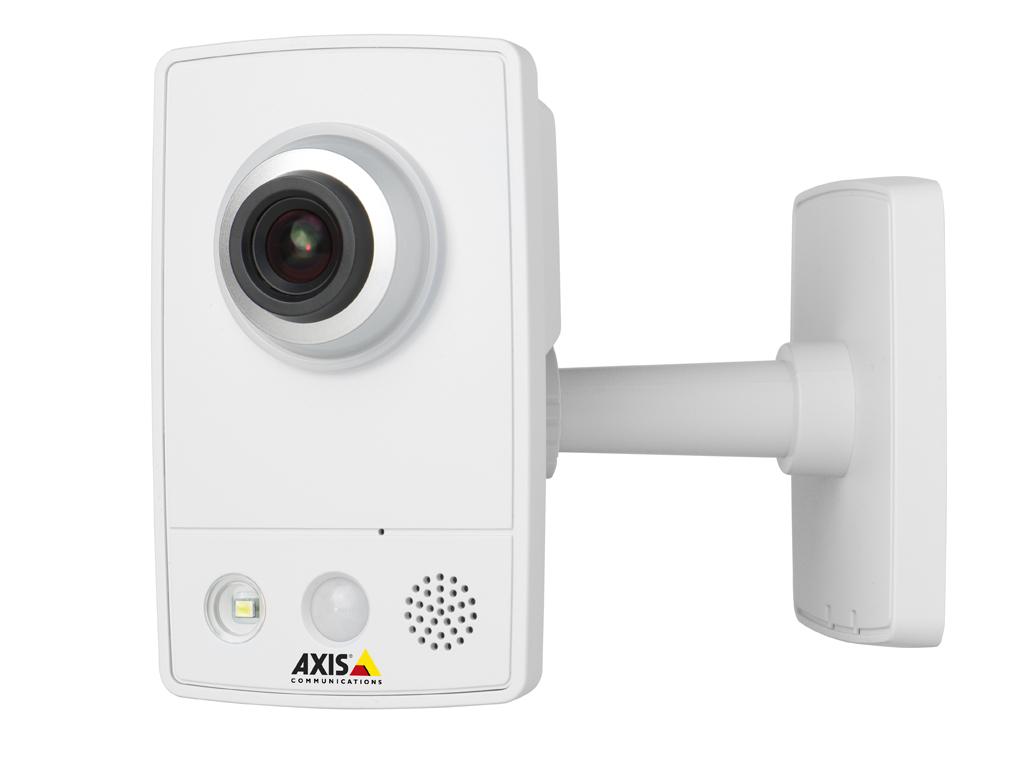 Axis presenta dos nuevas c maras de red inal mbricas - Camaras de vigilancia inalambricas ...