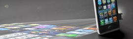 Desarrollan un mini-proyector para smartphones con una imagen mejorada