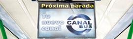 Puzzle Rojo comercializará un canal de digital signage para el transporte público de Madrid