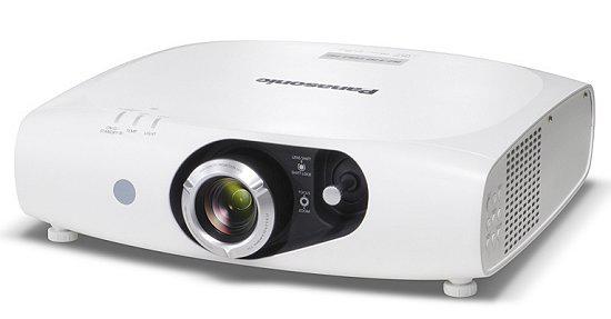 Panasonic lanza los proyectores sin l mpara pt rz470 y pt - Proyectores de luz ...