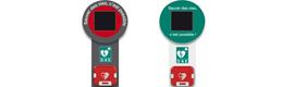 Atomedia crea unos terminales multimedia con desfibriladores incorporados