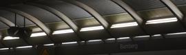 Los LED de Osram iluminan la estación alemana de Bamberg
