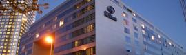 El hotel Hilton de Buenos Aires apuesta por la señalización digital