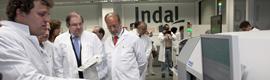 Indal fabricará soluciones de iluminación con LED de alta eficiencia energética