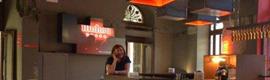 Ingevideo dota con un videowall de Christie al espacio de Mahou en Casa Decor 2012