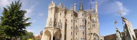 El Palacio Episcopal de Astorga será el primero de España en aplicar la realidad aumentada