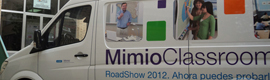 Atlantic Devices through Spain to introduce the system interactive MimioClassroom