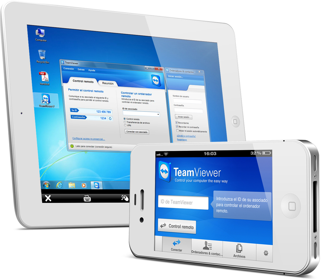TeamViewer 11, Chrome OS and Android compatible remote