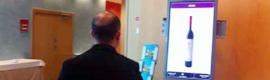 Ubisign presenta un nuevo catálogo virtual para kioscos multimedia interactivos