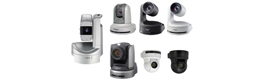Vaddio announces compatibility with Canon, Panasonic and Sony PTZ cameras