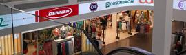 El centro comercial Zänti de Volketswil recurre al software de gestión de vídeo Axxon Smart PRO