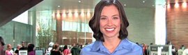 El aeropuerto de Newark instala una asistente virtual para informar a los viajeros