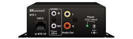 El BSK1 de Russound proporciona entrada de audio a cualquier sistema