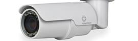 La cámara tipo bala HD BX600 de IndigoVision proporciona una vigilancia total