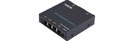 New Video Extender without power supply Black Box for unlimited digital signage