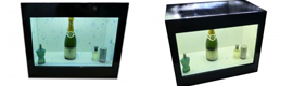 Crystal Display offers a new line of digital signage displays transparent