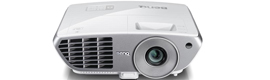 The new BenQ EP5920 portable DLP projector offers 1080 p Full HD resolution