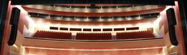 El nuevo palacio de congresos de Burgos cuenta con un sistema de sonido de Adamson