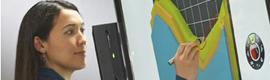Chief despliega nuevas soluciones interactivas para pantallas planas