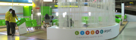 Edigma convierte el tiempo de espera en el aeropuerto en una experiencia interactiva